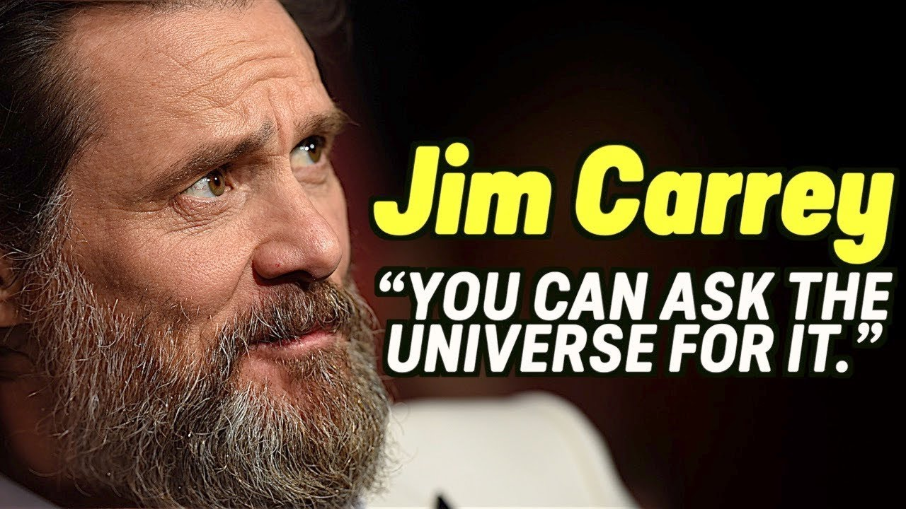 Photo of Jim Carrey Law of Attraction Tips for Success and Wealth