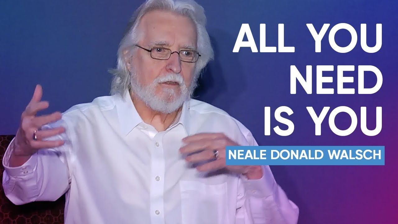 Photo of Video: Our Biggest Misunderstanding About Life- By Neale Donald Walsch