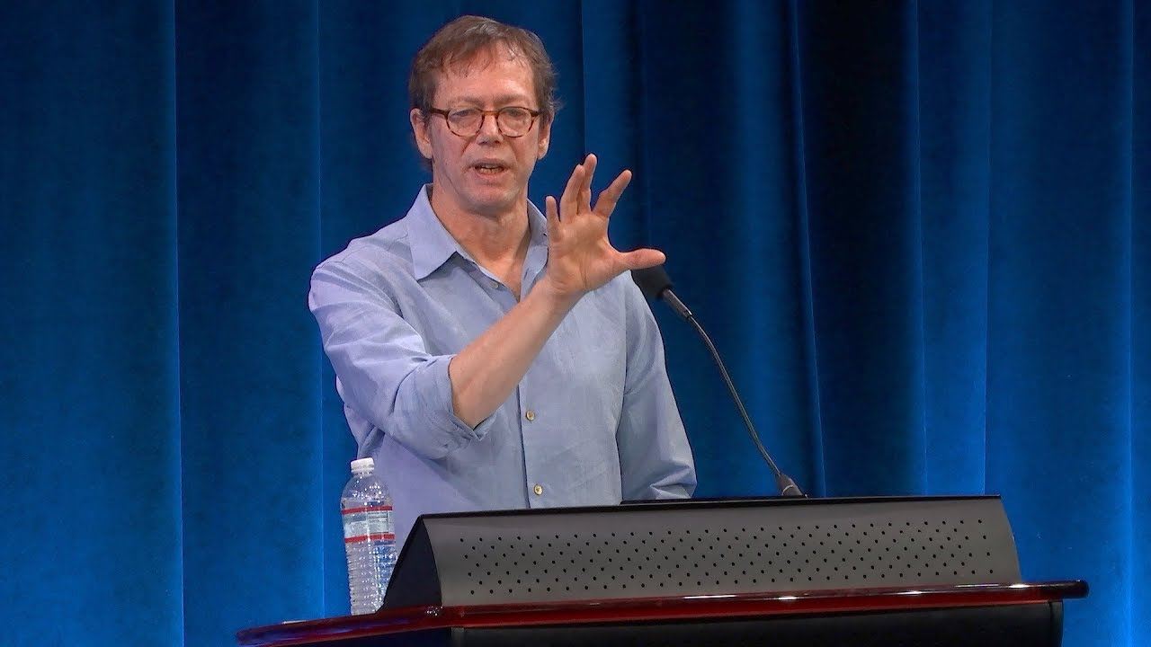 "Photo of Video: Robert Greene Presents Overview of His Book ""Laws of Human Nature"""