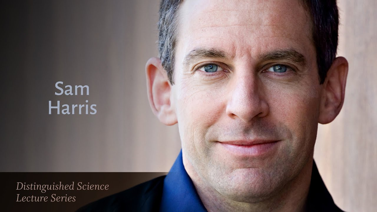 Photo of Sam Harris Lecture on The Illusion of Free Will